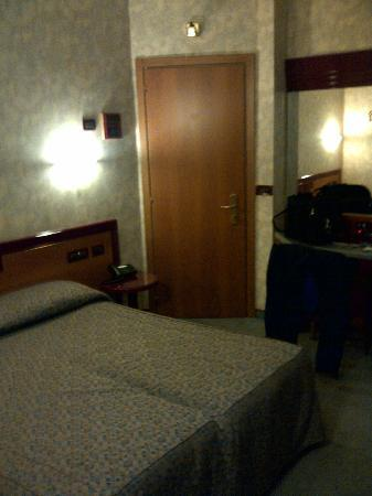 Astra Hotel: My Room
