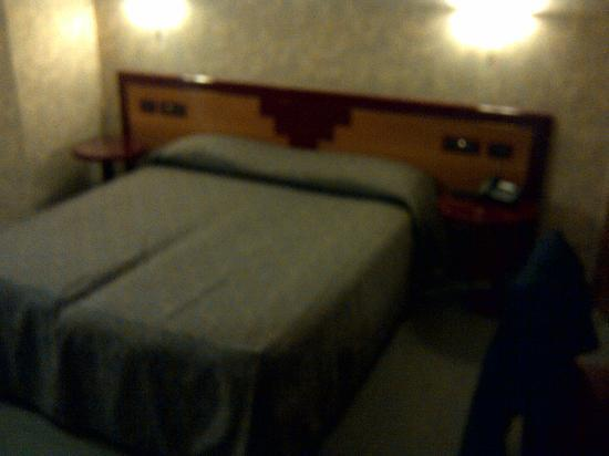 Astra Hotel: My room