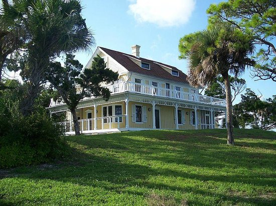 Oak Hill, Floryda: SEMINOLE REST MAIN HOUSE