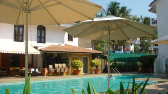 Citrus Goa: view