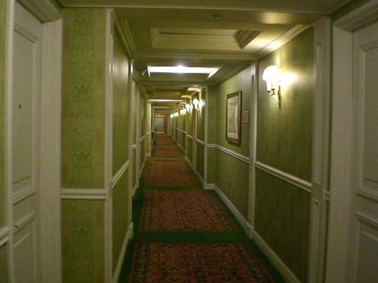 The Ritz-Carlton, Santiago : Hallway