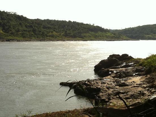 Costa del Sol Iguazu : Vista del Río Paraná