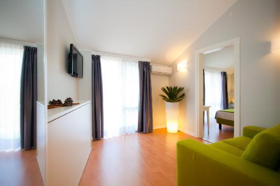 "Hotel Garden Sea Caorle: Suite ""Orchidea"""