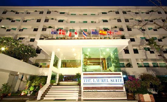The Laurel Suite Hotel
