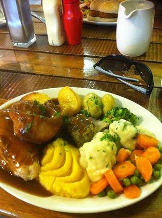 Abys: lovely roast chicken