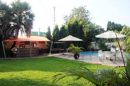 The Pontoon Restaurant Nyali