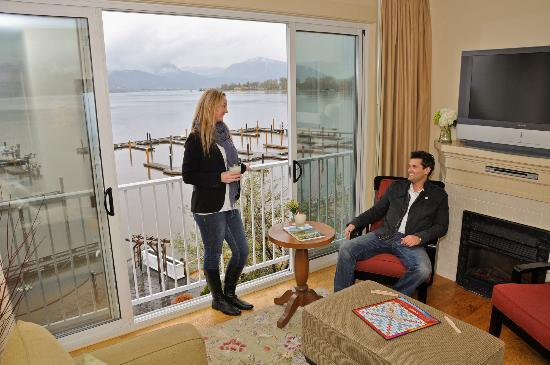 Hotel Eldorado: Lakeview Luxury Suite
