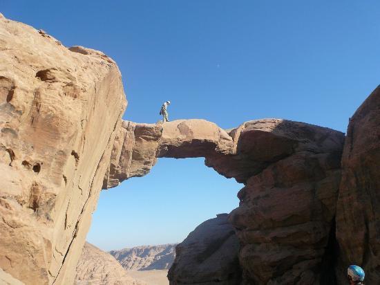 Rum Valley Camp - Day Tours: Jebel Burdah