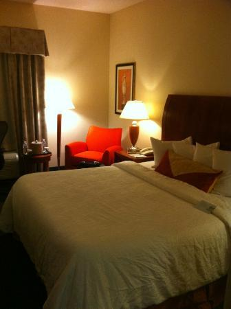 Hilton Garden Inn Savannah Historic District: updated furnishings