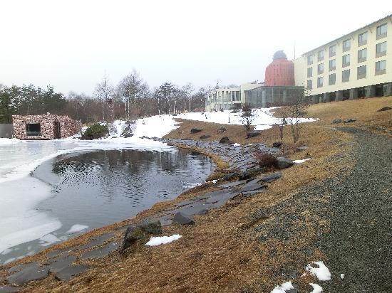 Kiyosato Kogen Hotel: hotel