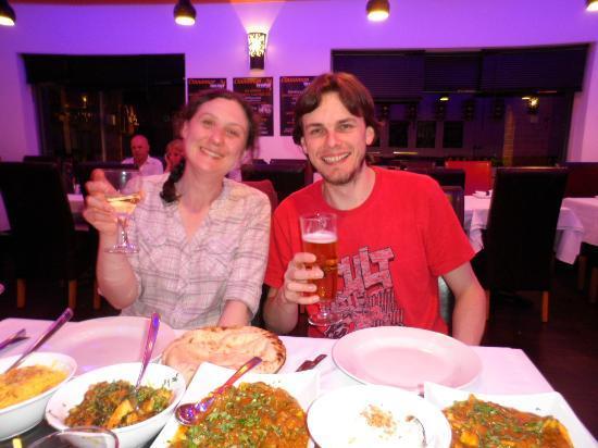 Cinnamon Lounge: Happy Curry Lovers