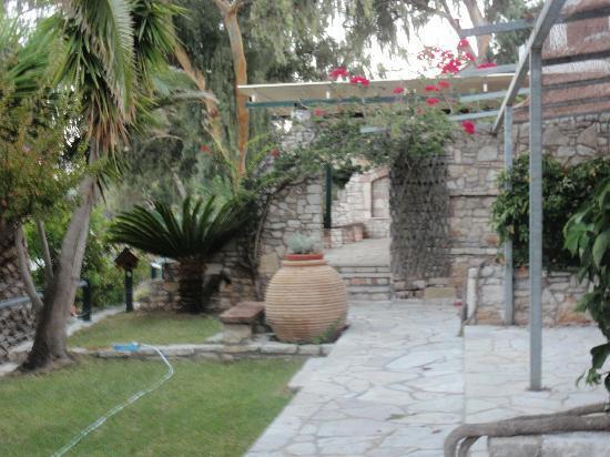 Petalidi, Greece: room view
