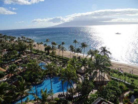 Westin Maui Resort And Spa: Gorgeous view every day
