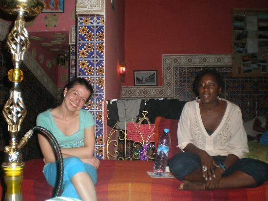 Hostel Riad Marrakech Rouge: marrakech rouge