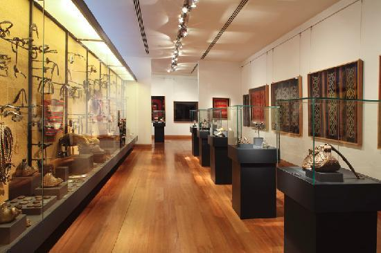 Buin, Chile: Museo Andino