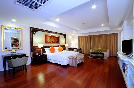 โรงแรมเซ็นเตอร์ พอยต์ สีลม: Centre Point Silom