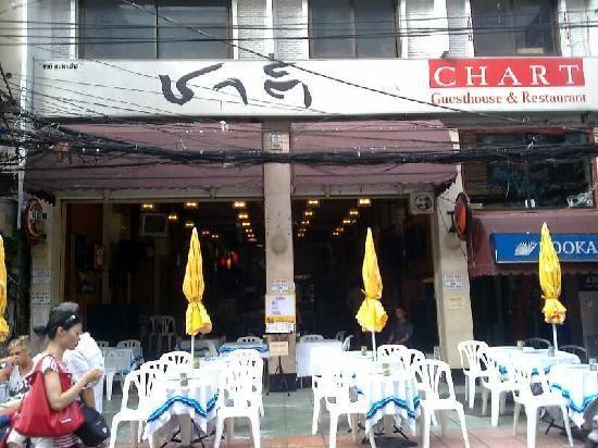 Chart Guesthouse & Restaurant: Chart Guest House