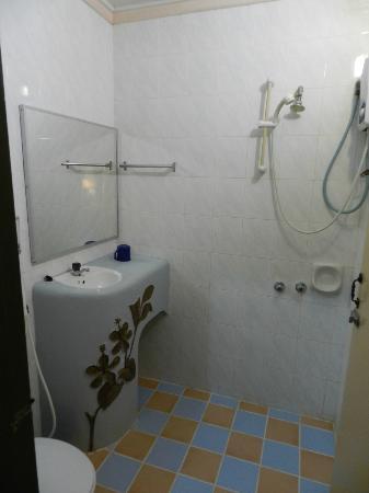 Sepilok Jungle Resort: お湯は十分にでました