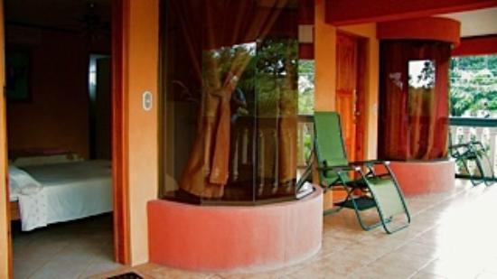 Hotel Arenas de OSA: Habitaciones