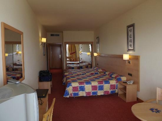 Hotel Best Benalmadena : my room