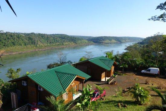 Costa del Sol Iguazu: Habitacion en 2do piso