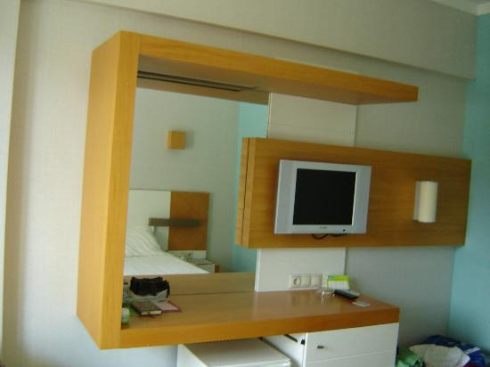 Arma's Resort Hotel: room
