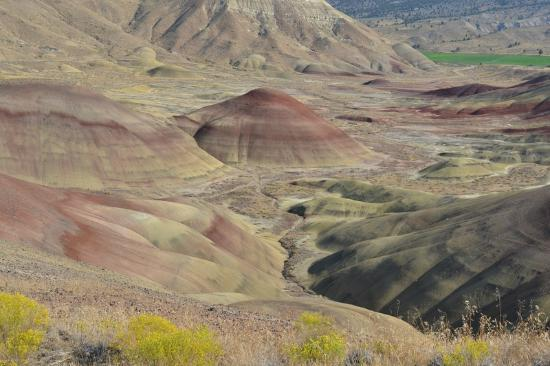 John Day, Oregón: Painted Hills