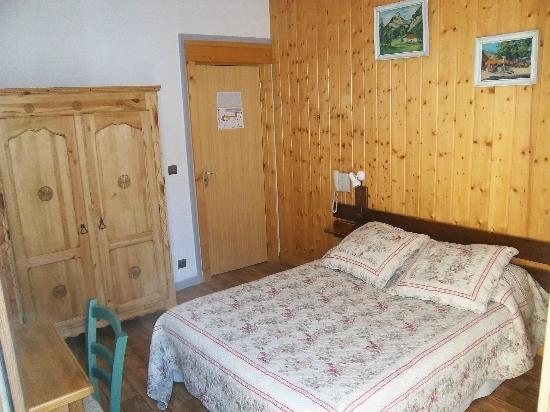 Le Terminus des 3 vallees : DOUBLE ROOM