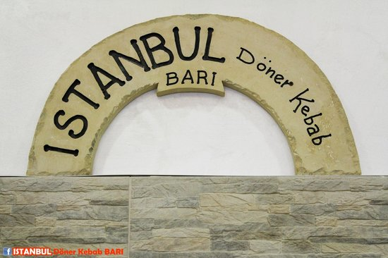 Istanbul Doner Kebab: Decorazione all'interno