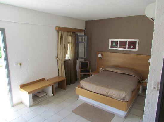 Analipsi, กรีซ: Une autre vue de la chambre