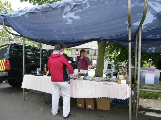Katerina's Guest House: Rothbury street fair