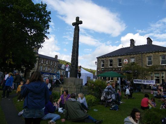 Katerina's Guest House: Fair activites around the village cross