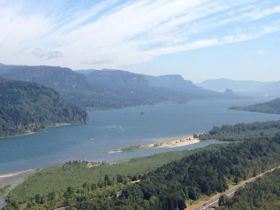 Columbia River Gorge 사진