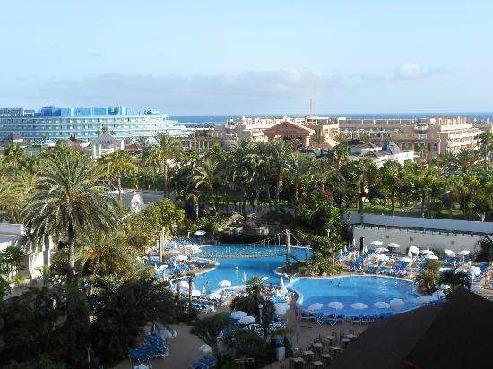 Hotel Best Tenerife: Vue de la chambre