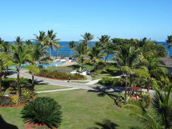 Coconut Bay Beach Resort & Spa: view from room
