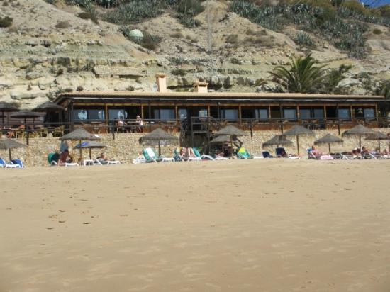 Burgau Beach Bar: Beach Bar