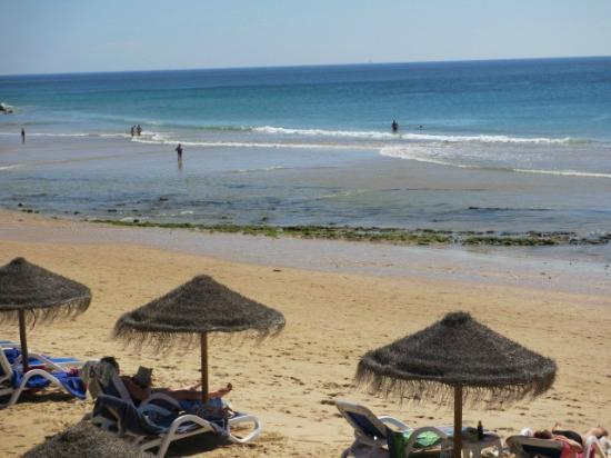 Burgau Beach Bar: View from Beach Bar