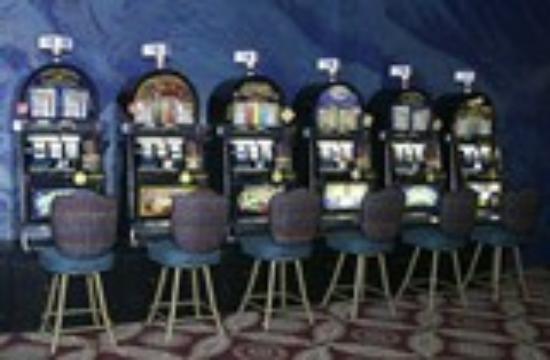 Casino of the Rockies: Slot Machines