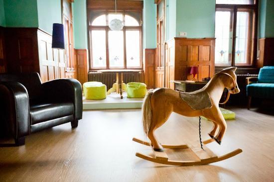 Das Mietwerk Hostel Lindau: Lounge