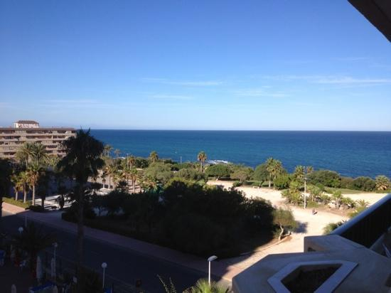 Hotel Playas de Torrevieja: view from room 326