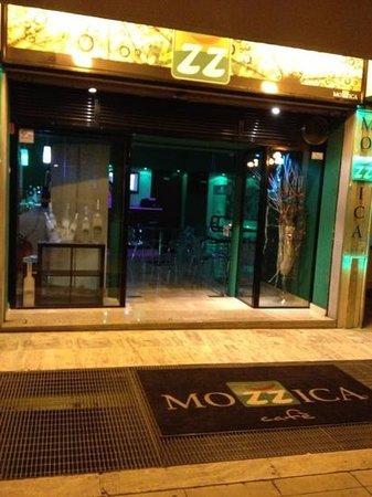 Mozzica Cafe'