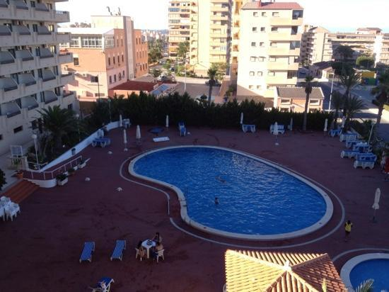 Hotel Playas de Torrevieja: the pool at Cabo Cervera
