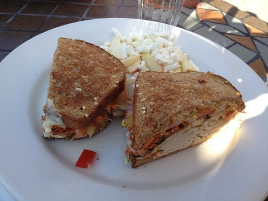 """Xetava Gardens Cafe: The """"Johnstrocity"""""""