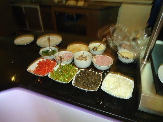 The Sindbad: buffet