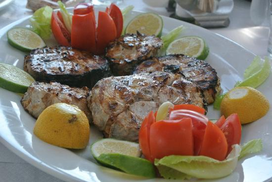 To Aperanto - Taverna Endless: Fresh swordfish