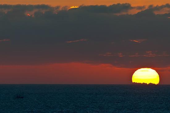 Gran Melia Palacio de Isora Resort & Spa: Las mejores puestas de sol del mundo