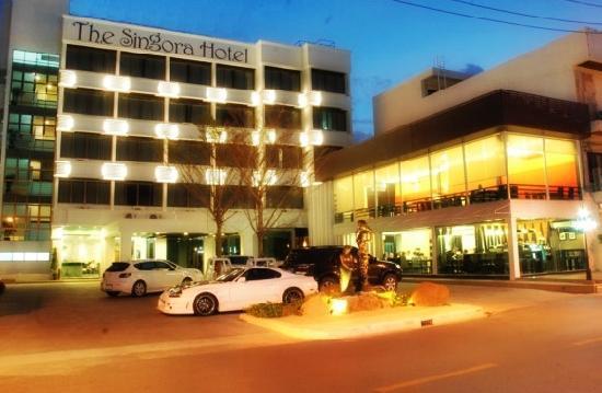 The Singora Hotel