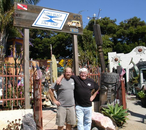 Pismo Beach Surf Shop