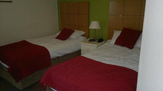 Beresford Hotel: habitación twin