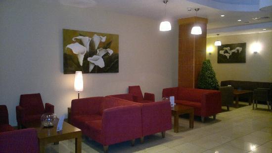 Beresford Hotel: espacio común